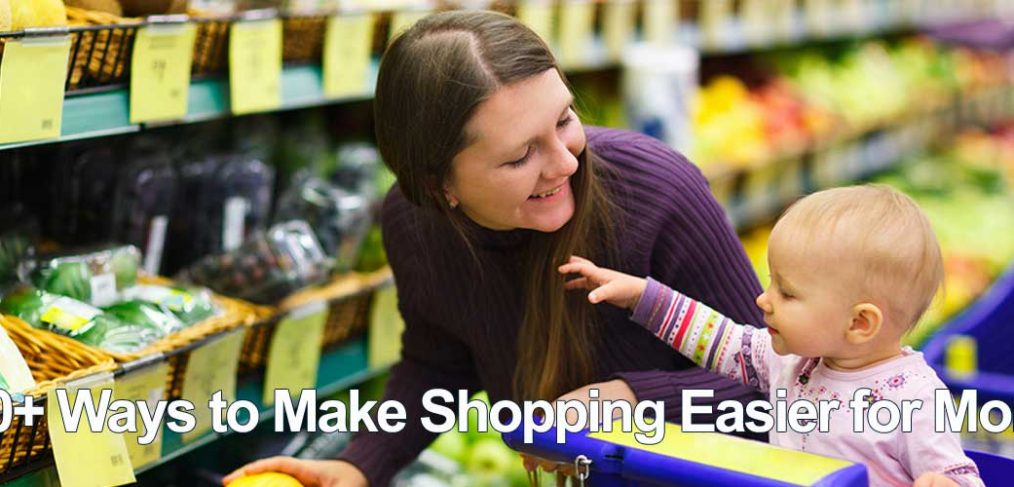 Click & Carry: 10+ Ways to Make Shopping Easier for Mom