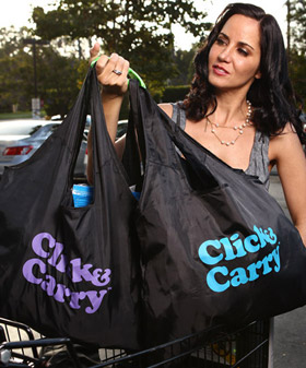 About Click & Carry: Click & Carry Your Bags with Ease