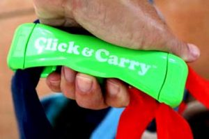 Click & Carry: Carry with Comfort